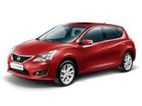 Nissan Tiida II hb 2014-