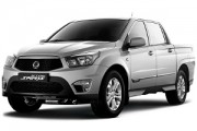 SsangYong Actyon Sports 2006-2012-