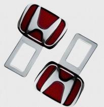Заглушки ремней безопасности Honda