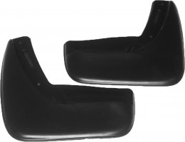L.Locker Брызговики Chevrolet Captiva (06-) перед.