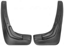 L.Locker Брызговики Mitsubishi Outlander XL (07-) зад.