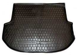 GAvto Коврики в багажник Hyundai Santa-Fe корот.база (2012>) (5мест)