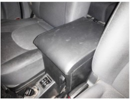 Probass Tuning Подлокотник Hyundai Matrix (2001-2010) черный