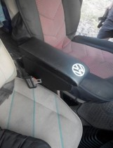 Probass Tuning Подлокотник Volkswagen Transporter T4 (1+2) черный