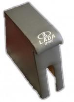 Подлокотник Ваз 2101-2102-2103-2106 с вышивкой графит