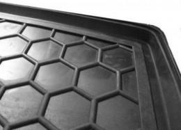 GAvto Коврики в багажник Ford Focus (2011>) (хетчбэк) (с докаткой)