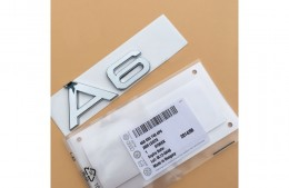 Шильдик надпись Audi A3 A4 A6 A8 на багажник