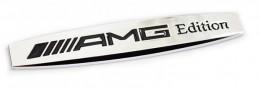 Шильдик эмблема Mercedes AMG Edition на крыло