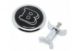 Эмблема на капот Mercedes BRABUS