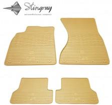 Stingray Коврики резиновые Audi A6 (С7) 11-/A7 Sportback 10- БЕЖЕВЫЕ