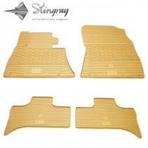 Stingray Коврики резиновые BMW X5 (E53) бежевые