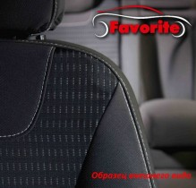 Favorite Чехлы на сидения FIAT 500L (PopStar) 2012