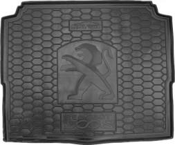 GAvto Коврики в багажник Peugeot P 3008 (2017>) (нижняя полка)