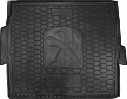 GAvto Коврики в багажник Peugeot P 3008 (2017>) (верхняя полка)