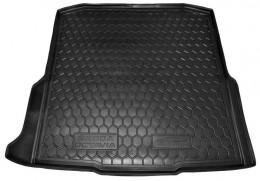 GAvto Коврики в багажник Skoda Octavia A7 (2013>) (универсал) (с боксом усилит.)