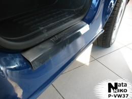 NataNiko Накладки на пороги VW T5/T6/MULTIVAN 2003-
