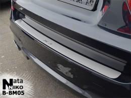NataNiko Накладка на задний бампер BMW X3 (F25) 2010-