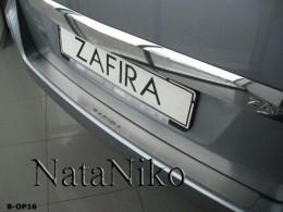 NataNiko Накладка на задний бампер Opel Zafira B
