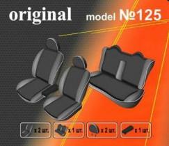 EMC-Elegant Чехлы на сидения Chery Eastar Sedan c 2003-12 г