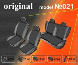 EMC-Elegant Чехлы на сидения Chery Elara Sedan с 2006 г