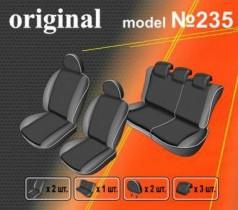EMC-Elegant Чехлы на сидения Citroen Berlingo 2002-08 г