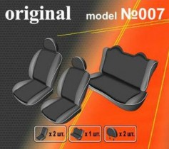 EMC-Elegant Чехлы на сидения Daewoo Nexia с 1996 г
