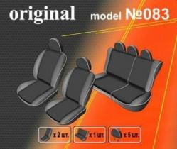 EMC-Elegant Чехлы на сидения Fiat Doblo Panorama 2000-09 г