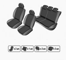 EMC-Elegant Чехлы на сидения Ford Conect без столиков c 2009-13 г