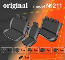 EMC-Elegant Чехлы на сидения Ford Transit 6 мест c 2006-11 г