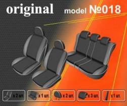 EMC-Elegant Чехлы на сидения Ford С-Мах с 2002-10 г