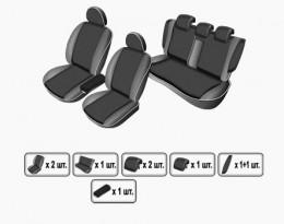 EMC-Elegant Чехлы на сидения Geely GC5 c 2014 r
