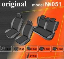 EMC-Elegant Чехлы на сидения Hyundai Sonata V (NF) раздельная с 2004-09 г