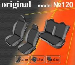 EMC-Elegant Чехлы на сидения Hyundai Sonata V (NF) цельная с 2004-09 г