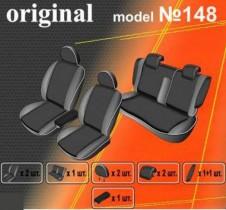 EMC-Elegant Чехлы на сидения Kia Cerato с 2008-13 г Maxi