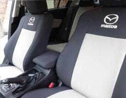 EMC-Elegant Чехлы на сидения Mazda 626 (GE) НВ с 1992–97 г