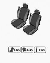 EMC-Elegant Чехлы на сидения Mercedes Sprinter (1+1) с 2006 г