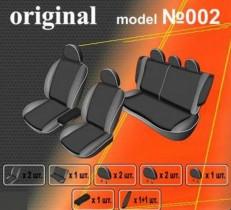 EMC-Elegant Чехлы на сидения Mitsubishi Lancer 9 Sedan с 2000-10 г