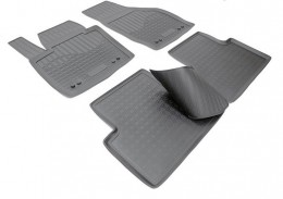 Unidec Коврики салонные для Audi Q3 (8U) (2011)