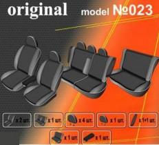 EMC-Elegant Чехлы на сидения Mitsubishi Pajero Wagon 2006 г (7 мест)