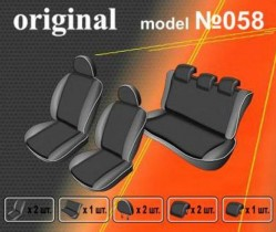 EMC-Elegant Чехлы на сидения Nissan Almera Classic с 2006-12 г