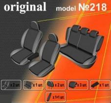 EMC-Elegant Чехлы на сидения Nissan Primera (P12) Sed с 2002-08 г