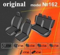 EMC-Elegant Чехлы на сидения Nissan Tiida с 2008-12 г