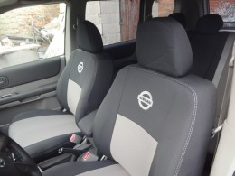 EMC-Elegant Чехлы на сидения Nissan Х-Treail с 2000-07 г Maxi