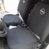 EMC-Elegant Чехлы на сидения Opel Astra H с 2004-07 г (универсал) цельная