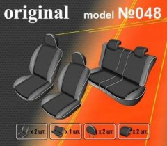 EMC-Elegant Чехлы на сидения Skoda Roomster с 2006 г