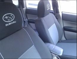 EMC-Elegant Чехлы на сидения Subaru Legacy c 2009 г