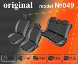 EMC-Elegant Чехлы на сидения Toyota Auris с 2006-12 г