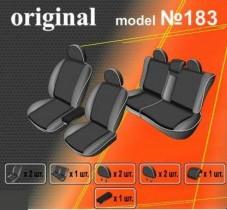 EMC-Elegant Чехлы на сидения Toyota Land Cruiser 200 (5 мест) с 2007 г