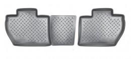 Unidec Коврики салонные для Citroen Berlingo (B9) (2008) (зад.,4 дв.) Peugeot Partner Tepee (B9) (2008) (зад.,4 дв.)