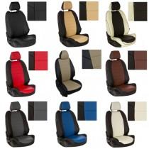 FavoriteLux Авточехлы на сидения Skoda Octavia А-5 с 2004-08 г